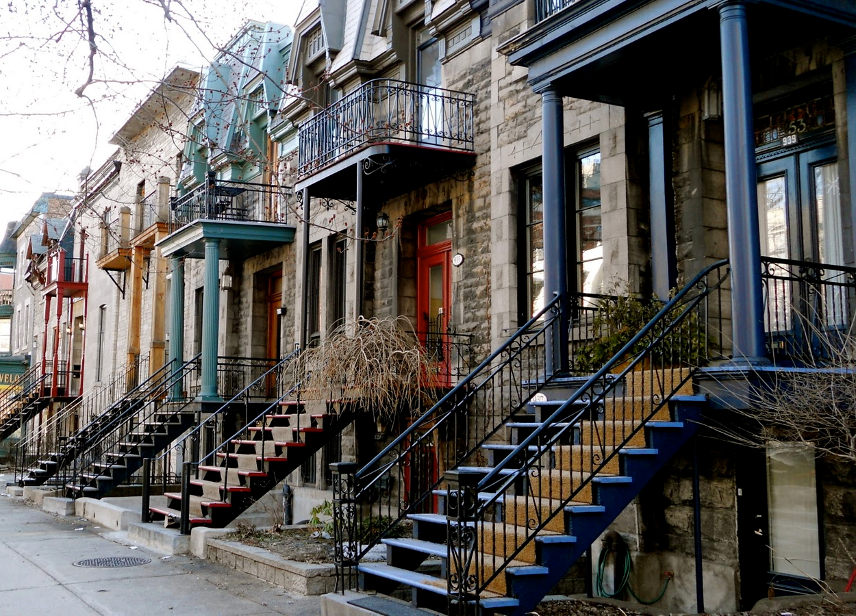 Plateau Mont Royal Trendy
