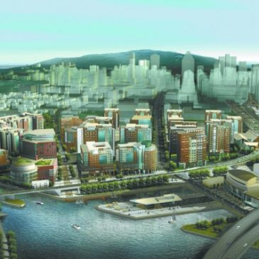 Griffintown Area Development – Montreal