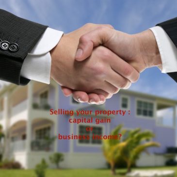 Capital Gain or Business Income When Selling Property in Quebec