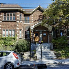 For Rent – 4 bedroom upper, Montreal